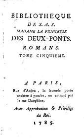 Bibliothèque universelle des dames: Volume5