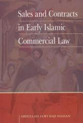 Sales And Contracts In Early Islamic Commercial Law Book PDF