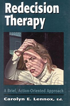 Redecision Therapy PDF