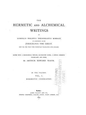 Hermetic chemistry