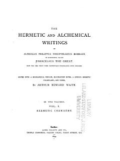 Hermetic chemistry Book