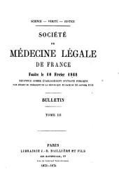 Bulletin: Volume3