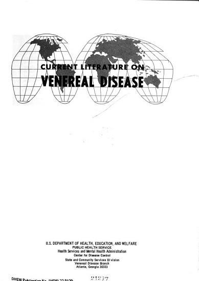 Current Literature on Venereal Disease PDF