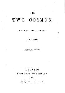 The Two Cosmos PDF
