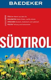 Baedeker Reiseführer Südtirol: Ausgabe 11