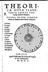 Novae Theoricae Planetarum