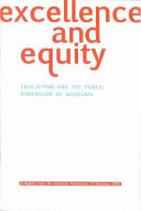 Excellence and Equity