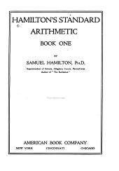 Hamilton's Standard Arithmetic