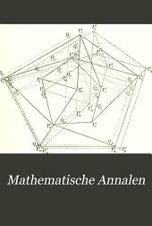 Mathematische Annalen: Volume 48