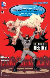 Batman Incorporated (2012 - 2013) #12