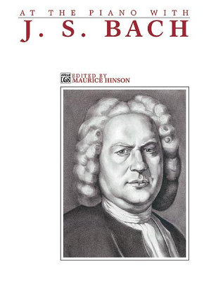 At the Piano with J  S  Bach PDF