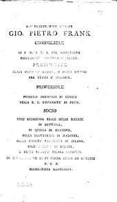 Compendio sopra le malattie veneree del dottore Gio. Federico Fritze ... Tradotto dal tedesco con alcune annotazioni per G.B. Monteggia