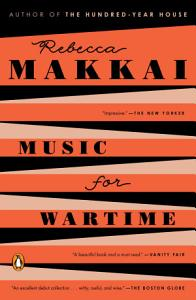 Music for Wartime Book