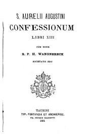 Confessionum, Libri XIII.