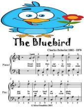 The Bluebird - Easiest Piano Sheet Music Junior Edition