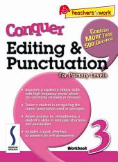 e-Conquer Editing & Punctuation Workbook 3