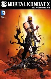 Mortal Kombat X (2015-) #31