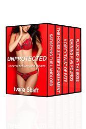 Unprotected: 5 Sexy Older Man Younger Woman Virgin Erotica Bundle