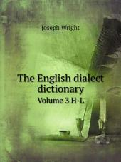 The English dialect dictionary: Volume 4