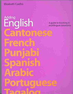 Adding English Book