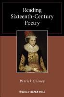 Reading Sixteenth Century Poetry PDF