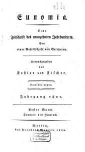 Eunomia: eine Zeitschrift des neunzehnten Jahrhunderts : von einer Gesellschaft von Gelehrten, Band 3