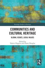 Communities and Cultural Heritage PDF