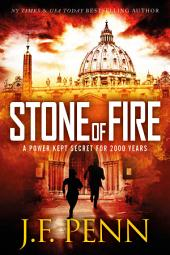 Stone Of Fire: ARKANE Thriller Book 1