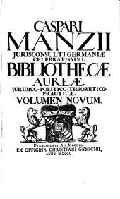 Bibliotheca aurea: Volume 2