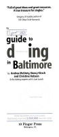 The It s Just Lunch Guide to Dating in Baltimore PDF