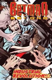 Batman Beyond (2011-) #5