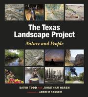 The Texas Landscape Project PDF