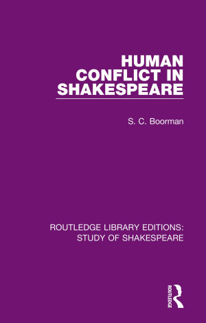 Human Conflict in Shakespeare