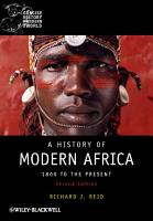 A History of Modern Africa PDF