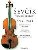 Méthode de la technique du violon