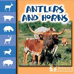Antlers And Horns Book PDF