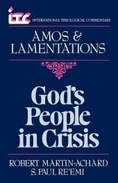 God's People in Crisis