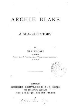 Archie Blake PDF