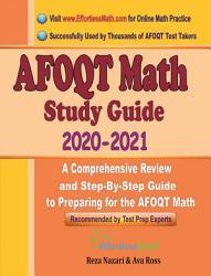 AFOQT Math Study Guide 2020   2021 PDF