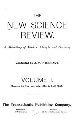 The New Science Review PDF