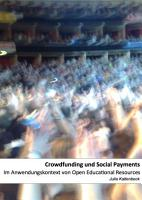 Crowdfunding und Social Payments PDF