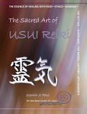 The Sacred Art of USUI Reiki PDF