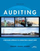 Auditing: A Risk-Based Approach to Conducting a Quality Audit: Edition 9