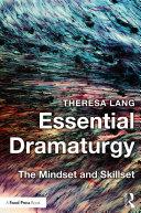 Essential Dramaturgy