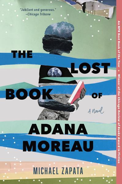 Download The Lost Book of Adana Moreau Book