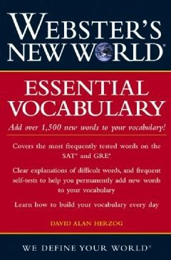 Webster's New World Essential Vocabulary