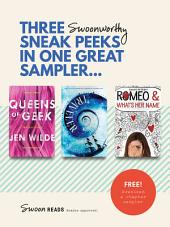 Swoon Reads Winter 2017 Chapter Sampler