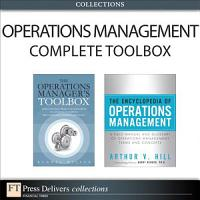 The Operations Management Complete Toolbox  Collection  PDF