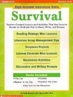 High Interest Literature Units Survival PDF
