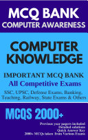 General Computer Knowledge MCQs 2000+ for All competitive Exams